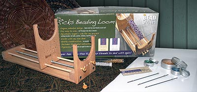 Ricks Beading Loom features