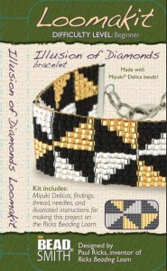 Illusion of Diamonds bracelet