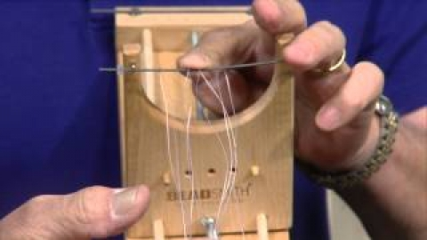 Tips and Tricks for using The Ricks Beading Loom Part1