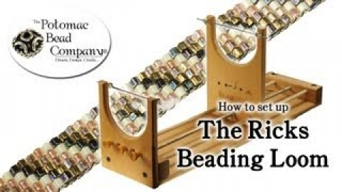 How to Set Up The Ricks Beading Loom (Potomac Beading Company)